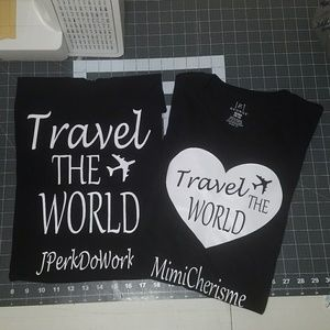 Tops - Custom T Shirts